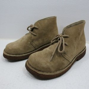 Wolverine Suede Leather Chukka Desert Boots 7.5 M